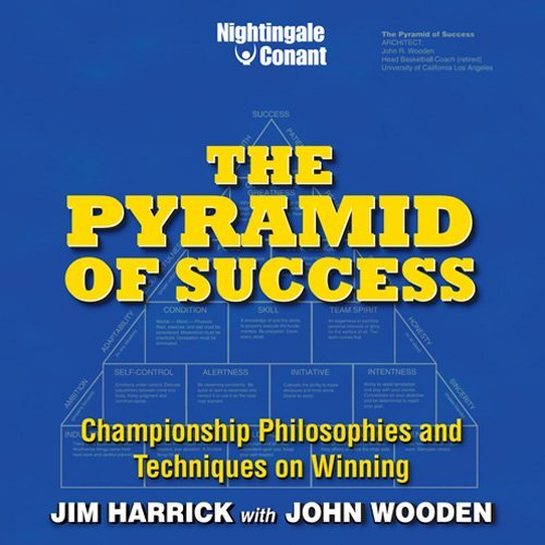 The Pyramid of Success: Championship Philosophies and Techniques on Winning