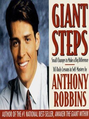 Giant Steps Tony Robbins