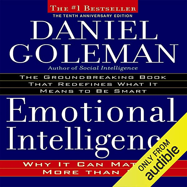 Emotional Intelligence, 10th Edition  Audible Logo Audible Audiobook – Unabridged