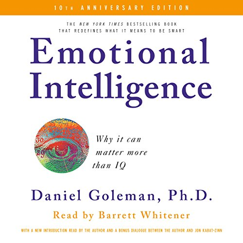 Emotional Intelligence  Audible Logo Audible Audiobook – Unabridged