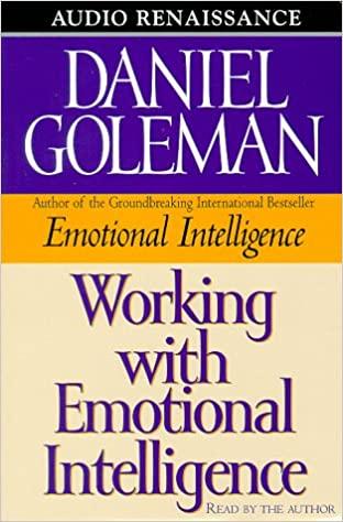Working with Emotional Intelligence  Audible Logo Audible Audiobook – Abridged